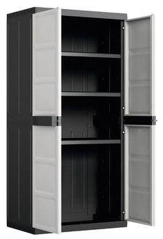 ARMOIRE RESINE XL H180XL89XP54 CM / Magasin de Bricolage Brico Dépôt de ROUEN