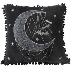 12IN CRESCENT MOON PILLOW | At Home
