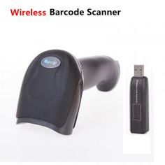 [ 39% OFF ] Wireless Barcode Scanner Gun Express Single Dedicated Supermarket Retail Stores Bar Code Reader With Function Of Storage Q2