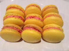 My macarons 3rd batch