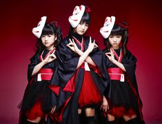 Put your kitsune up! BABYMETAL is set to dominate the world with 'dangerous kawaii'【Interview】