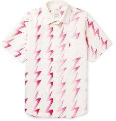visvim - Hand Painted Cotton-Blend Twill Shirt