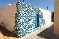 addfuel.com - I Create Ceramic Tile Illusions On Electrical Boxes And Buildings To Remind People Of Portuguese History | Bored Panda