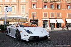 Lamborghini Gallardo track ready!