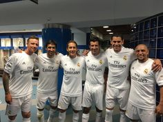 From breaking news and entertainment to sports and politics, get the full story with all the live commentary. Real Madrid Team, Real Madrid Champions League, Real Madrid Football Club, First Football, Football Love, Best Football Team, Vintage Football, College Football, Gareth Bale