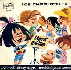 Los Chavalitos de la tele .Navidad