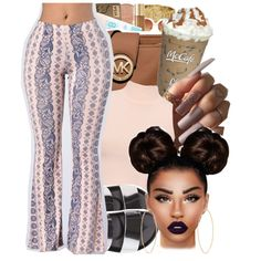 A fashion look from August 2016 featuring WearAll tops, Gypsy Soul and Lana earrings. Browse and shop related looks.