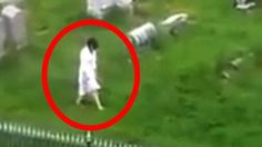 REAL GHOSTS CAUGHT ON TAPE? TOP 5 REAL GHOST VIDEOS