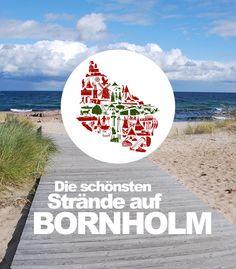 Die Strände auf Bornholm bieten an der 158 km langen Küstenlinie der Insel Bornholm für jeden Besucher das passende. Rund um die Insel verteilt liegen landschaftlich unterschiedlichste Strandabschnitte mit Felsen, Kies oder Sand von bester Qualität, wobei die weißen Sandstrände der Südküste zu den schönsten im ganzen Ostseeraum zählen. #strand #beach #bornholm #denmark #danmark #dänemark #urlaub #ostsee #balticsea