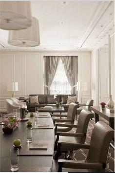 Hotel Rosewood, Boardroom