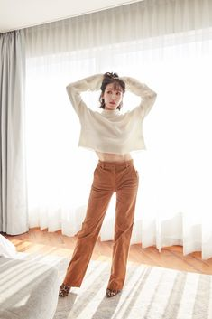 Tiffany - H&M Autumn 2018 Divided Music Campaign Snsd Tiffany, Tiffany Hwang, Girls' Generation Tiffany, Girls Generation, Snsd Fashion, Forever Girl, Seohyun, Girl Crushes, Kpop Girls