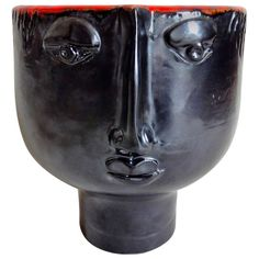 Robert and Jean Cloutier Ceramic Vase | From a unique collection of antique and modern vases at http://www.1stdibs.com/furniture/dining-entertaining/vases/