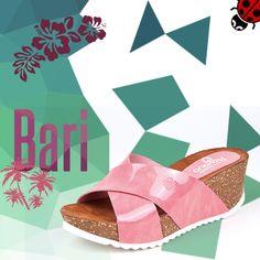 Nuestros zapatos de la #colecciónBari te transportaran directamente a las costas Italianas Cork, Wedges, Handbags, Shoes, Fashion, Shoe Collection, Spring Summer 2015, Purses, Moda