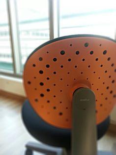 앉기만하면 오렌지처럼 비타민 효과를 얻을 수 있는 의자를 발명해 보자!