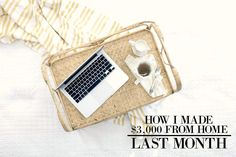 If you're wondering how you can quit your day job and start working from home, then here are a few tips to help you get there.