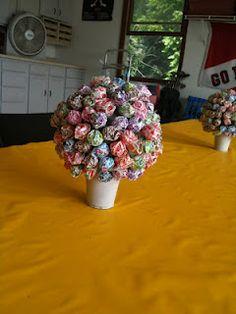 Pinterest Stuff I've Done: Hot Air Balloon Birthday Party
