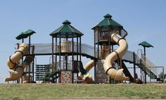 New playground installed at Joplin's Cunningham Park to mark one year anniversary of devastating EF5 tornado.