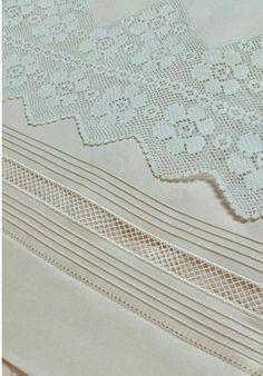 Linen Bedding, Bedding Sets, Moda Emo, Decor Inspiration, Textiles, Home Textile, Handicraft, Diy Art, Bed Sheets