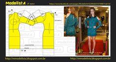 Dress, Sewing pattern