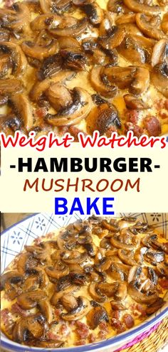 Ideas Weight Watchers Meals With Hamburger Easy Recipes Skinny Recipes, Ww Recipes, Low Carb Recipes, Cooking Recipes, Healthy Recipes, Slimming Recipes, Supper Recipes, Snacks Recipes, Paleo Food