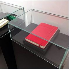 Moleskin Square Museum Cases A Focus – Fixtures Close Up Moleskine, Visual Merchandising, Retail, Museum, Cases, Artwork, Work Of Art, Retail Merchandising, Museums