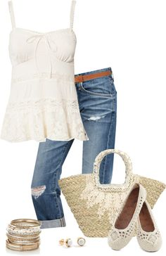 """Tantra Fabric Bag"" by maggie-jackson-carvalho on Polyvore"