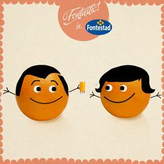 Al enemigo ni agua. Al amigo, ¡un buen zumo de naranjas Fontestad! #amistad #amigos