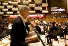 Bright Sparks Educational Concerts - The London Philharmonic Orchestra in the Royal Festival Hall