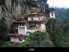 Fotos Asia Bután.