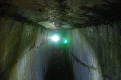 Soviet era bunker