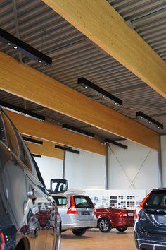 Volvo car showroom - Fagerhult (International)