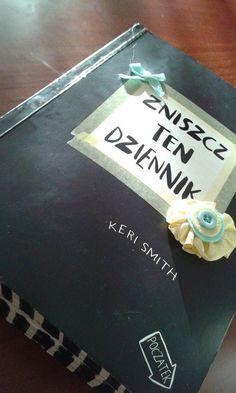 Podesłała Ola Domańska #zniszcztendziennikwszedzie #zniszcztendziennik #kerismith #wreckthisjournal #book #ksiazka #KreatywnaDestrukcja #DIY