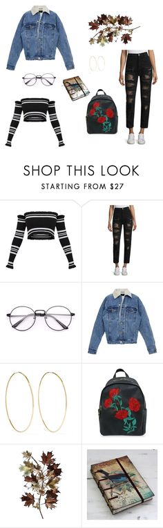 """autumn walks"" by doxie634 on Polyvore featuring Tommy Hilfiger, Magda Butrym, C. Jeré and NOVICA"