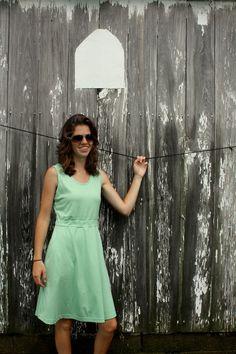 Liz Alig - Regina Dress - Hemlock, $26.00 (http://www.lizalig.com/regina-dress-hemlock/)