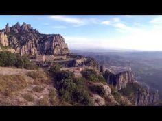 Montserrat a vol d'ocell