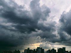 먹구름 뒤에 햇빛 #vsco #서울 #seoul #iphone6splus #iphone6s