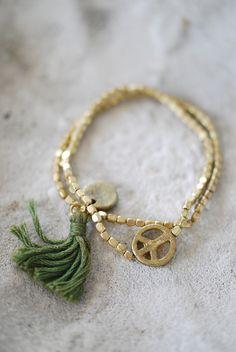 peaceful bracelet