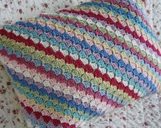 Another must-make Cherry Heart cushion