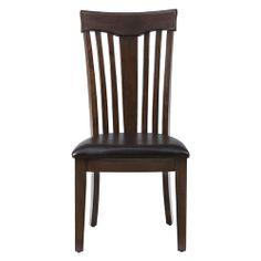 Jofran 836-947KD - Mirandela Birch Contoured Slat Back Chair with Padded Cushion | Sale Price: $107.80