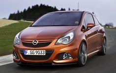 Opel Corsa OPC spec - http://autotras.com