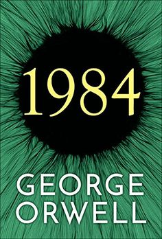 17 Best 1984 George Orwell Images Book Covers Cover Books My Books