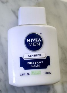 Nivea Men After Shave Balm for a foundation primer. Tested, and loved!! On Poofygypsy.com