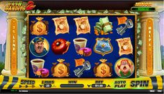 Cash Bandits 2 is a sequel to the online video slot of the same title released by RTG. Enjoy more entertaining and rewarding bonus features and win big. Heart Of Vegas Bonus, Online Casino Slots, Online Video, Coins, Entertaining, Play, Games, Random, Big