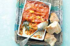 Cannelloni met spinazie en ricotta - Recept - Allerhande