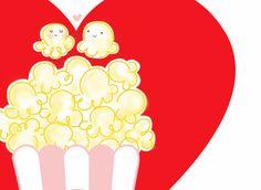 Holly Brooke Jones: Free Popcorn download and printable at Snap