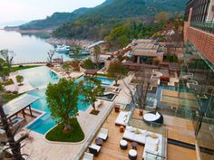 InterContinental One Thousand Island Lake Resort (near Hangzhou, China)