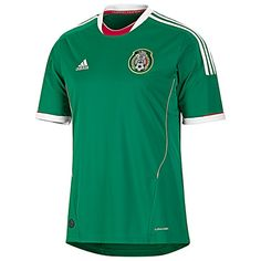 adidas Mexico Home Jersey 2011