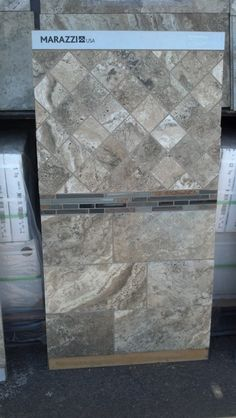 Archaeology Troy Tile With Bullnose Trim From Imperial Whole