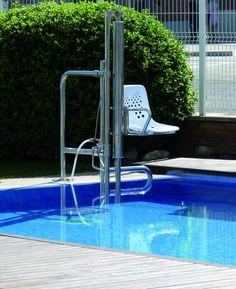 Elevador para piscinas AQUA - Otras soluciones - Válida Access - Productos