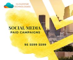 Paid social media advertising is a cost-effective way to promote your business. For more details reach us @ 95 5599 5599